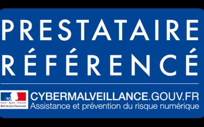 Infiny Link obtient le référencement de l'Etat en cybermalveillance
